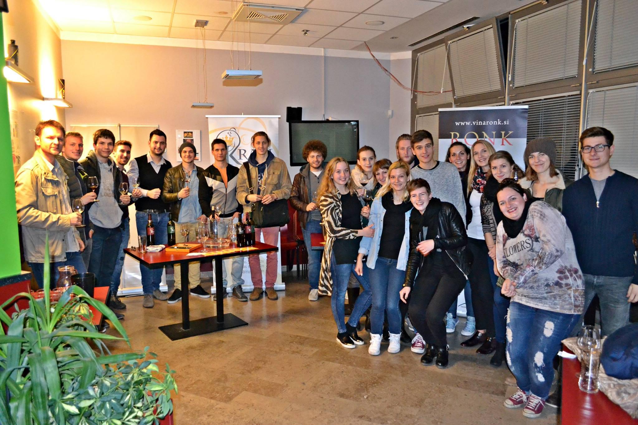 Vinski Univerzum se zahvaljuje vsem podpornikom