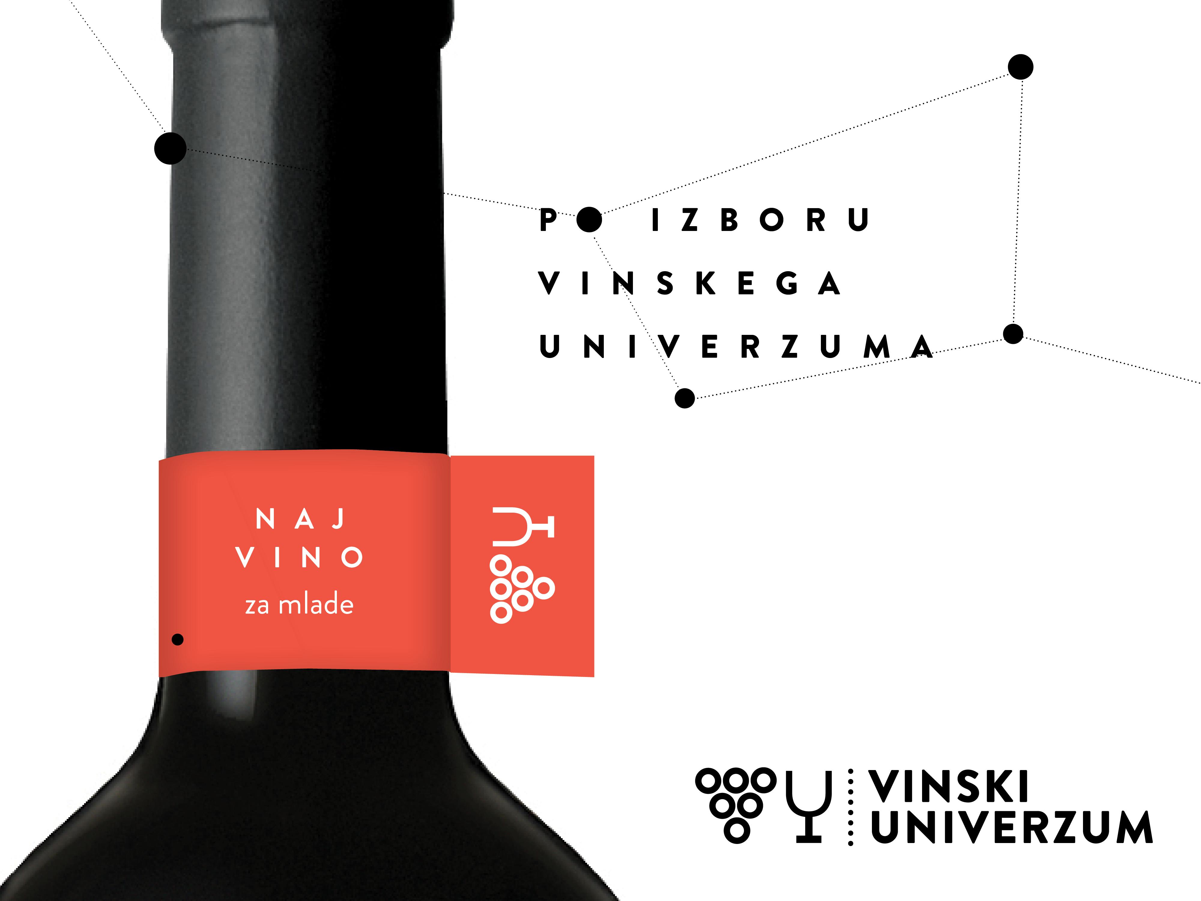 Izbor naj vin za mlade