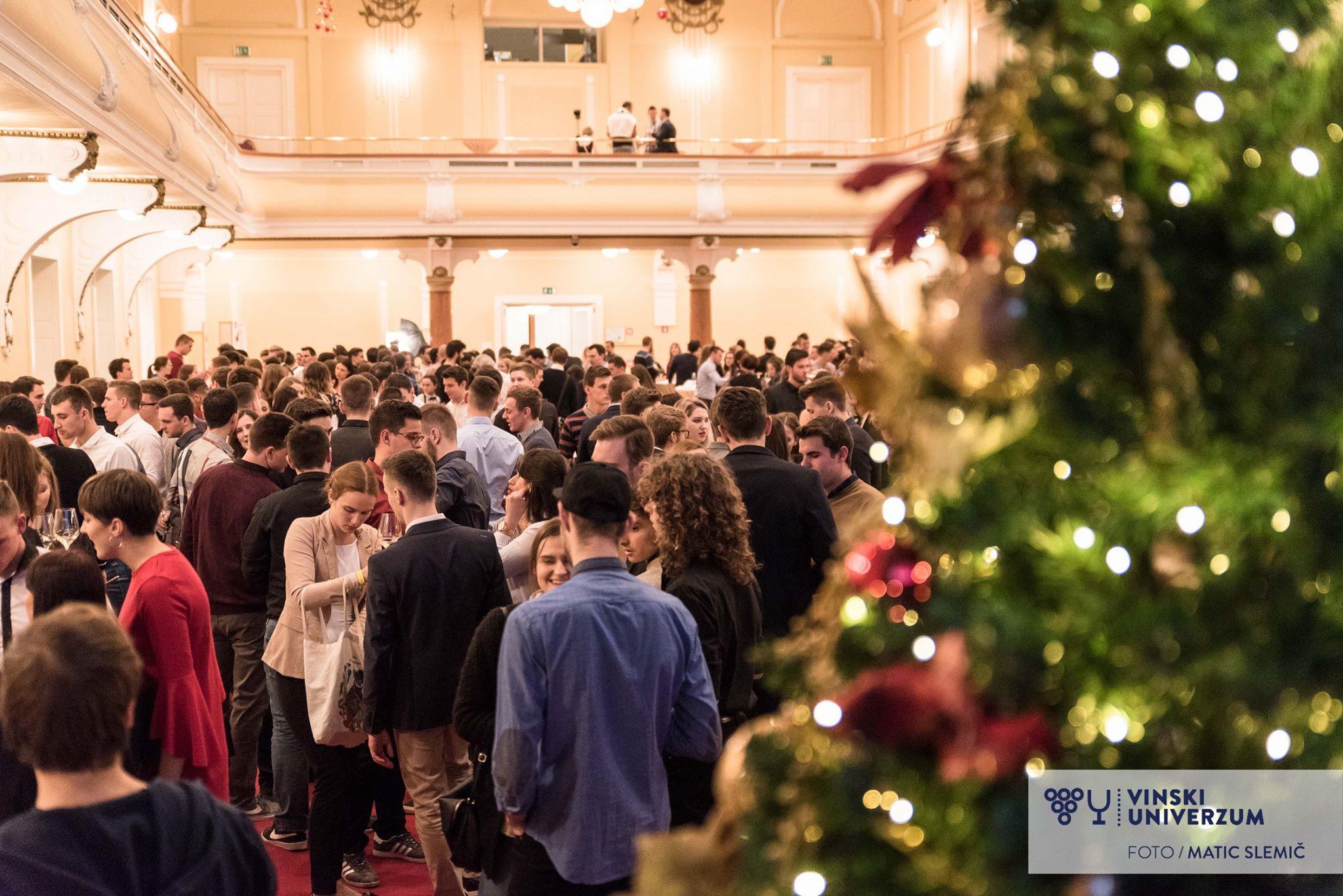 Misija Vinskega univerzuma uspela: mladi navdušeni nad vinsko kulturo