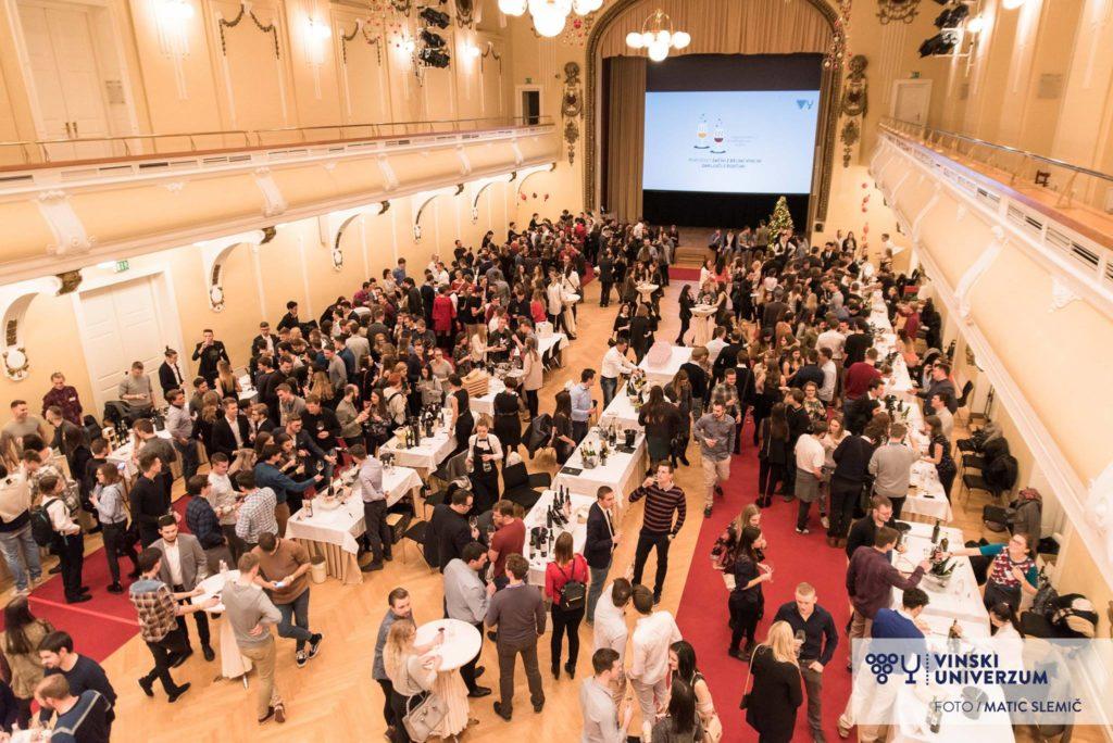 vinski univerzum 2017 - unionska dvorana
