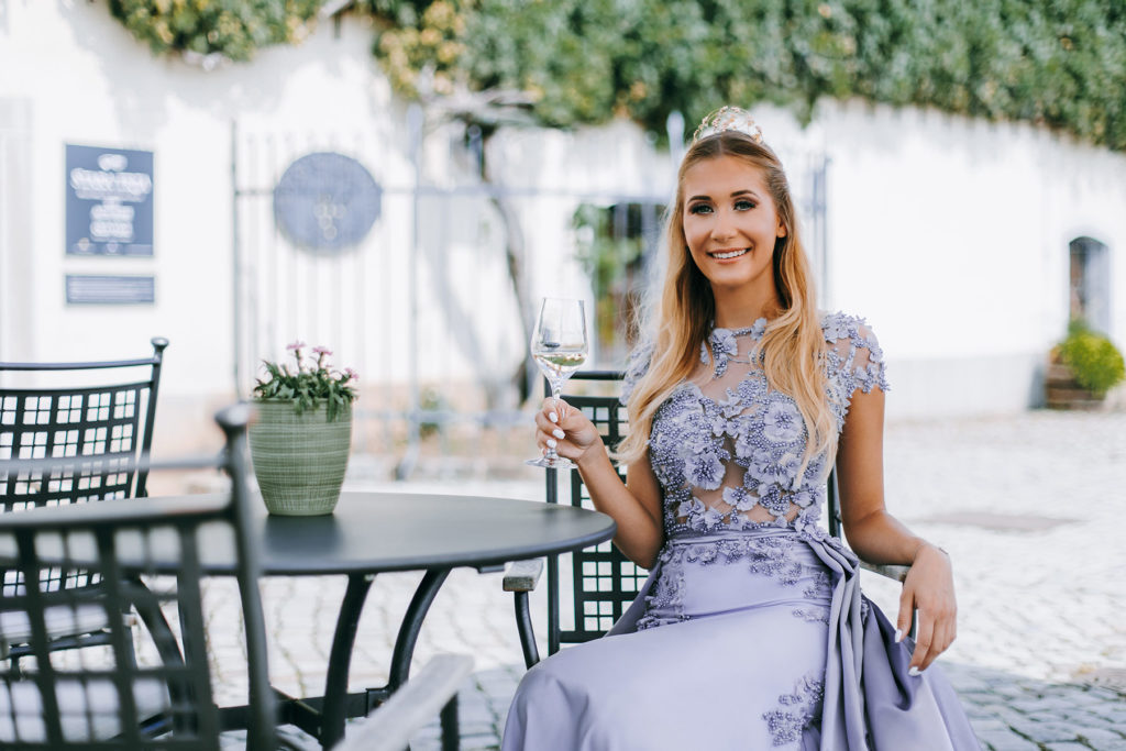 Vinska Kraljica Joannes protner